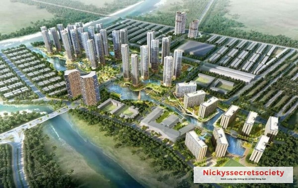 Khu Đô Thị Sài Gòn Bình An
