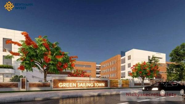 Truong-hoc-tieu-hoc-Green-Sailing-Town-long-an