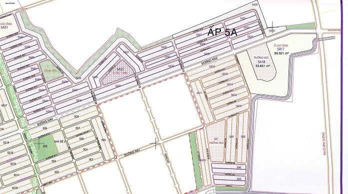 Ban do My Phuoc 4 5a - Thông tin chi tiết bản đồ quy hoạch Mỹ Phước 4 mới nhất - thong-tin-quy-hoach