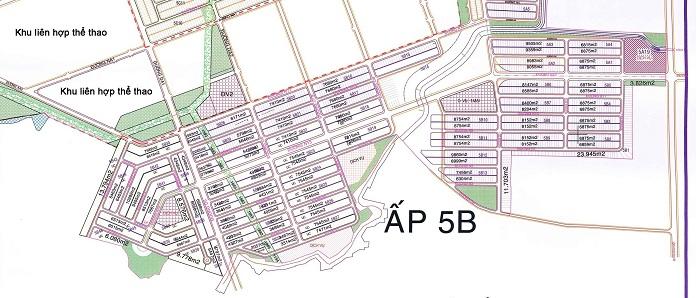 Ban do My Phuoc 4 5b - Thông tin chi tiết bản đồ quy hoạch Mỹ Phước 4 mới nhất - thong-tin-quy-hoach