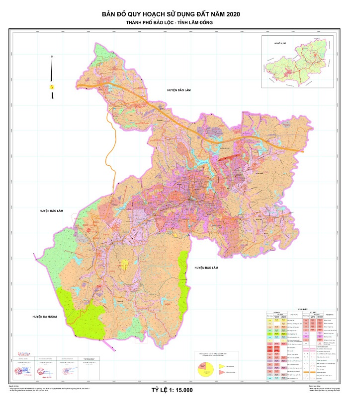 ban do quy hoach bao loc - Thông tin bản đồ quy hoạch thành phố Bảo Lộc mới nhất - thong-tin-quy-hoach