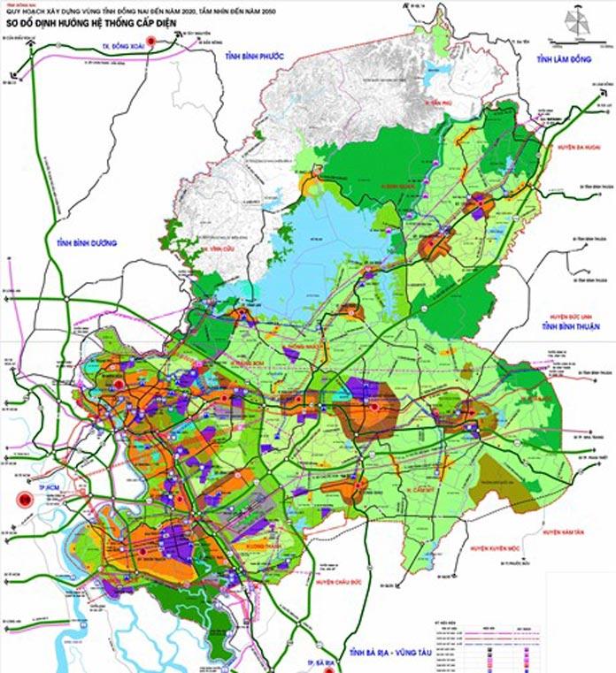 ban do quy hoach duong day duong ong - Thông tin bản đồ quy hoạch thành phố Biên Hòa Đồng Nai mới nhất - thong-tin-quy-hoach