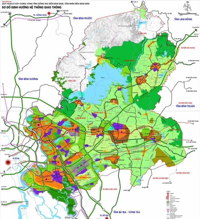 ban do quy hoach giao thong bien hoa - Thông tin bản đồ quy hoạch thành phố Biên Hòa Đồng Nai mới nhất - thong-tin-quy-hoach