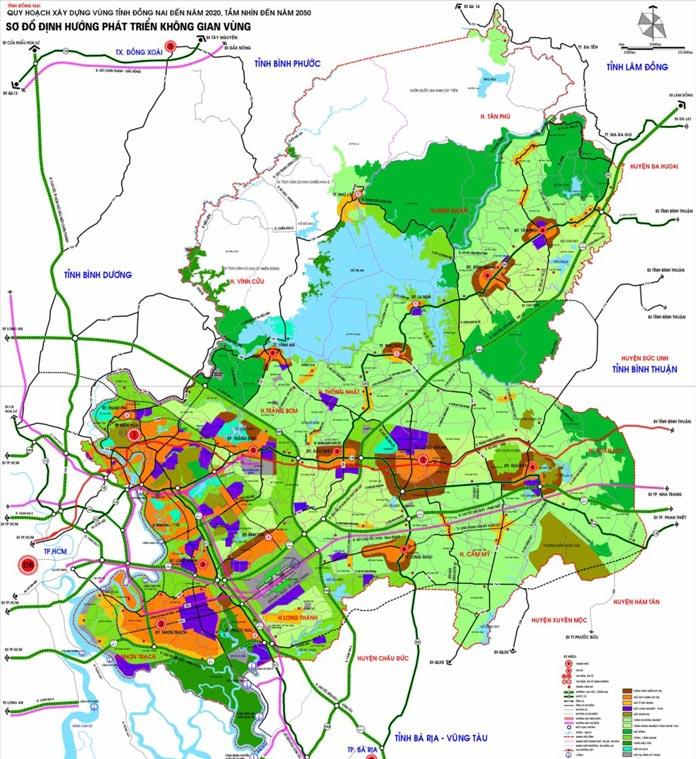 ban do quy hoach khong gian bien hoa - Thông tin bản đồ quy hoạch thành phố Biên Hòa Đồng Nai mới nhất - thong-tin-quy-hoach