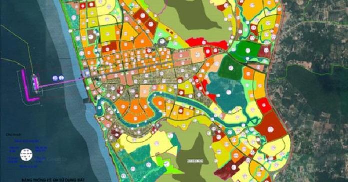 Thông tin bản đồ quy hoạch Phú Quốc mới nhất 2021