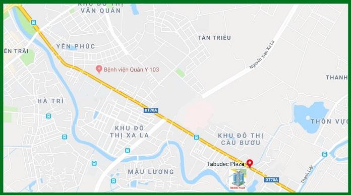 duong 70 van dien ha dong - Thông tin dự án quy hoạch đường 70 Xuân Phương mới nhất - thong-tin-quy-hoach