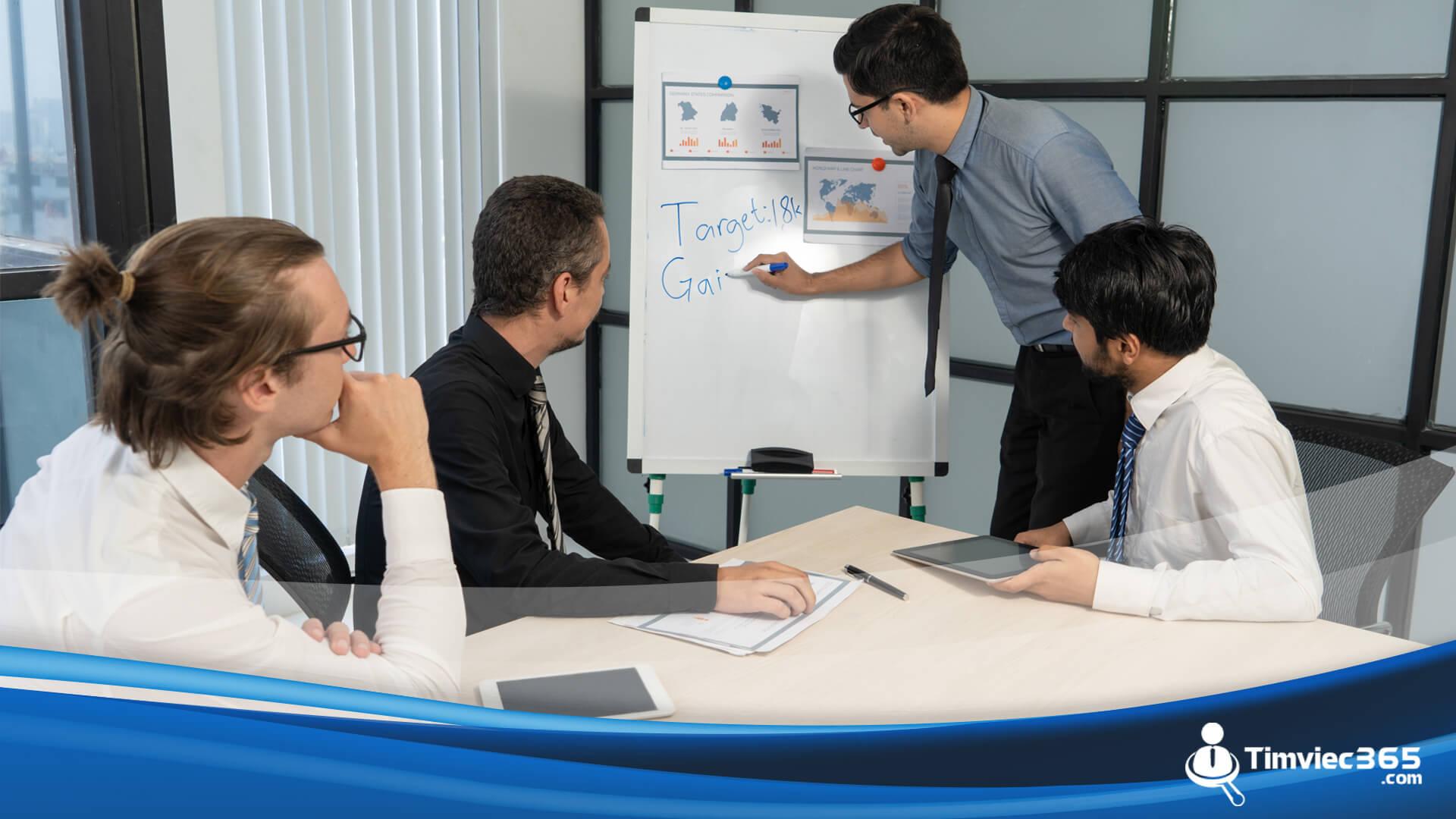 Kinh nghiệm làm quản lý nhân sự - chiến lược giữ chân