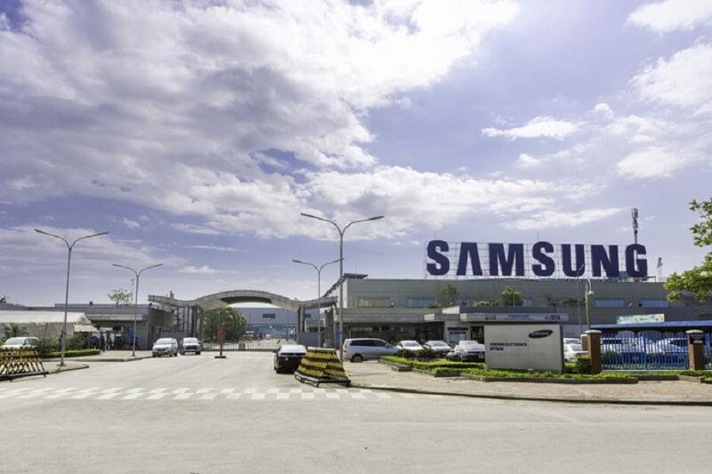 Công ty trách nhiệm hữu hạn điện tử Samsung