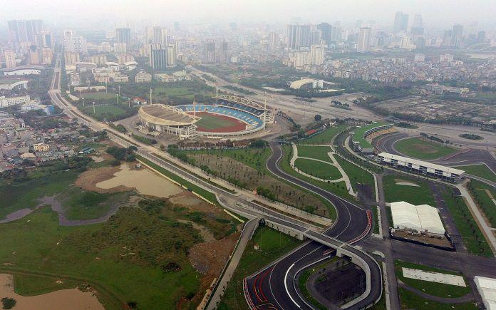 Thông tin dự án quy hoạch đường 70 Xuân Phương mới nhất