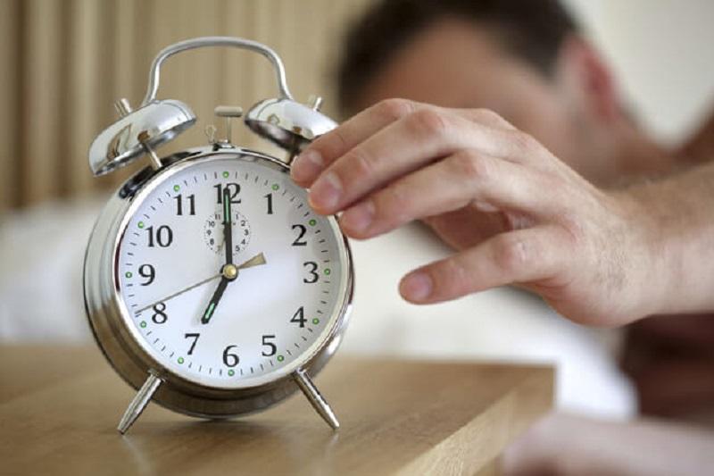 Gửi đúng thời gian trong ngày