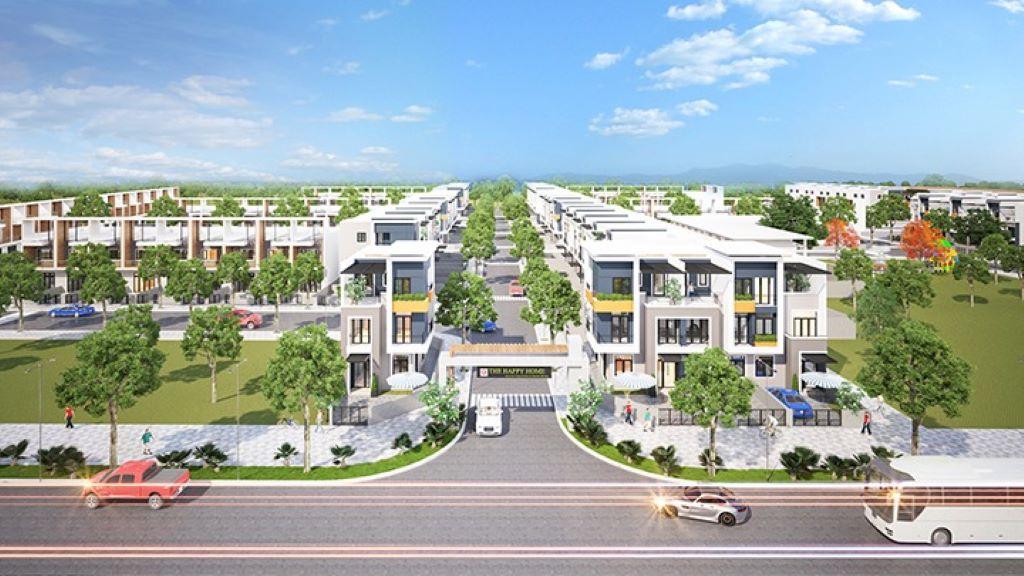 The Happy Home Đồng Xoài